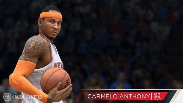 NBA Live 15 Screenshot #136 for PS4