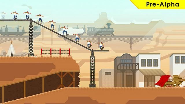 OlliOlli2 Screenshot #1 for PS4
