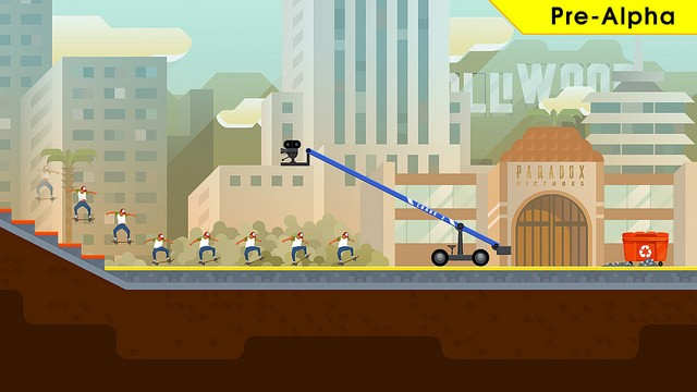 OlliOlli2 Screenshot #2 for PS4