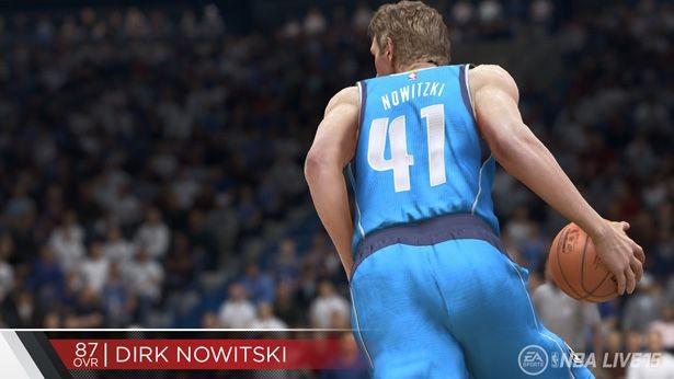 NBA Live 15 Screenshot #139 for PS4