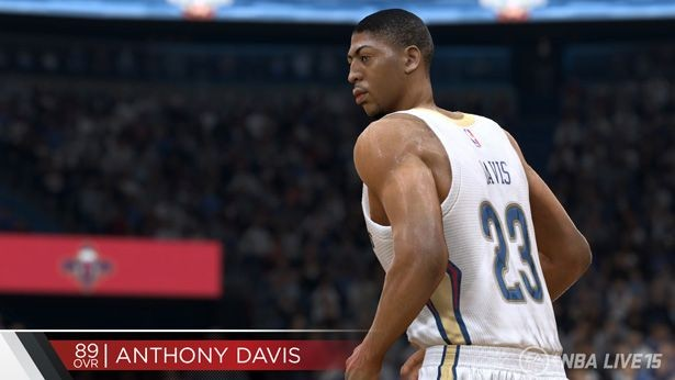 NBA Live 15 Screenshot #140 for PS4