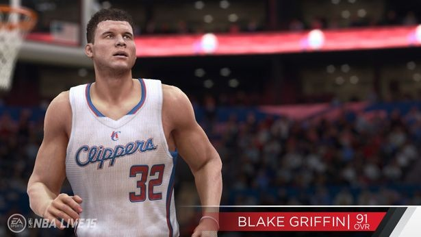NBA Live 15 Screenshot #143 for PS4