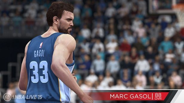 NBA Live 15 Screenshot #145 for PS4