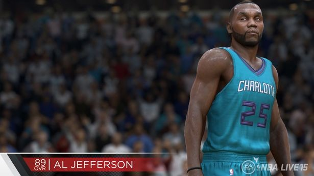 NBA Live 15 Screenshot #146 for PS4