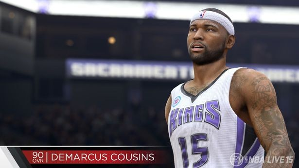 NBA Live 15 Screenshot #147 for PS4