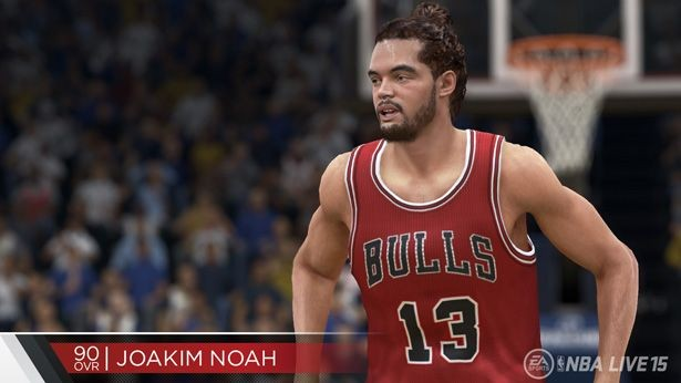 NBA Live 15 Screenshot #148 for PS4