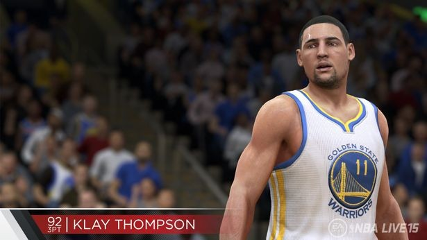 NBA Live 15 Screenshot #153 for PS4