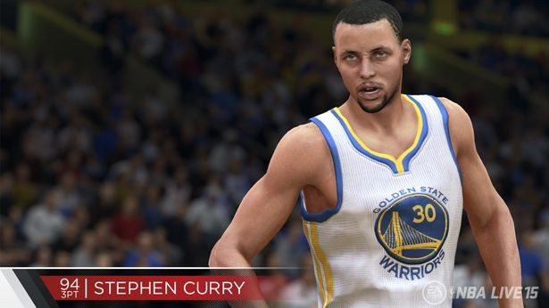 NBA Live 15 Screenshot #154 for PS4