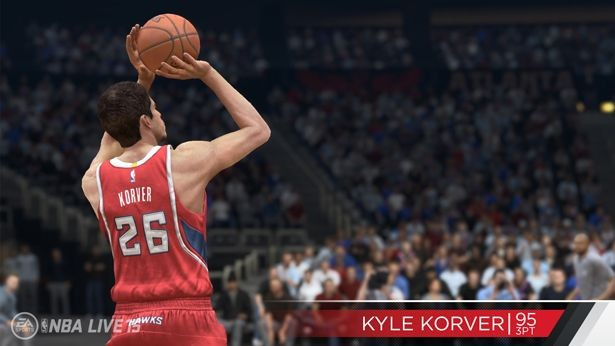 NBA Live 15 Screenshot #155 for PS4