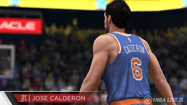NBA Live 15 Screenshot #144 for Xbox One