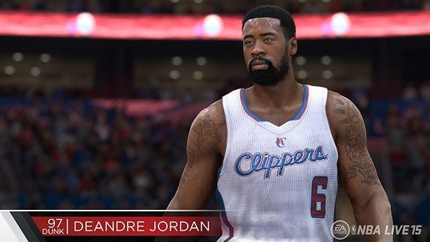 NBA Live 15 Screenshot #152 for Xbox One