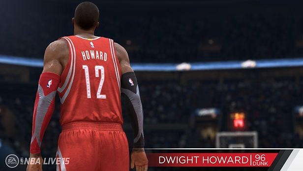 NBA Live 15 Screenshot #160 for PS4