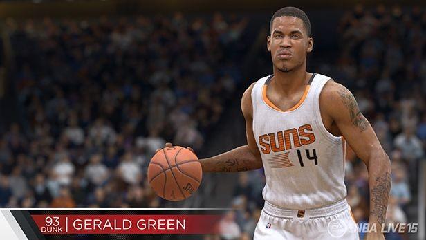 NBA Live 15 Screenshot #162 for PS4