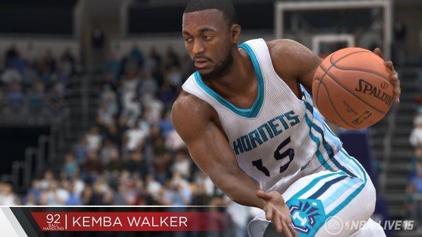 NBA Live 15 Screenshot #163 for PS4