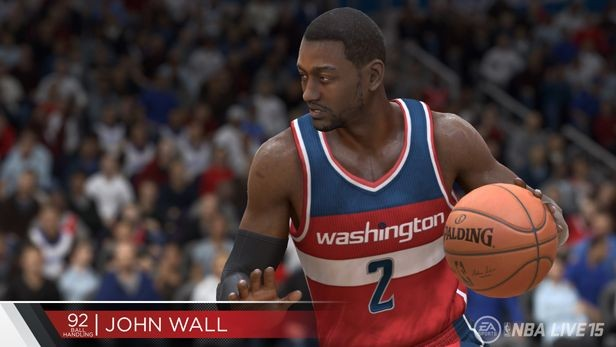 NBA Live 15 Screenshot #164 for PS4