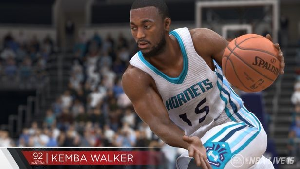 NBA Live 15 Screenshot #156 for Xbox One