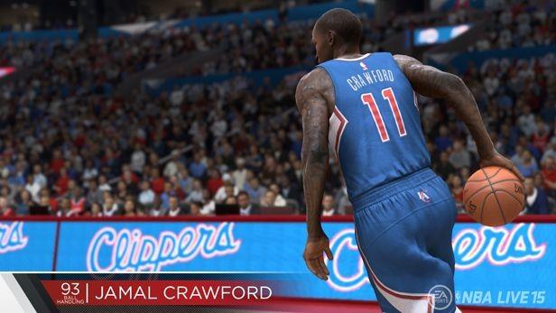 NBA Live 15 Screenshot #158 for Xbox One