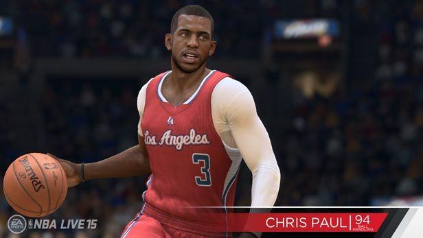 NBA Live 15 Screenshot #159 for Xbox One