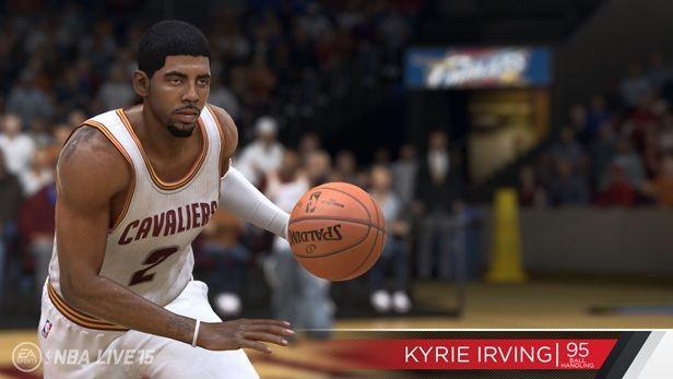 NBA Live 15 Screenshot #160 for Xbox One