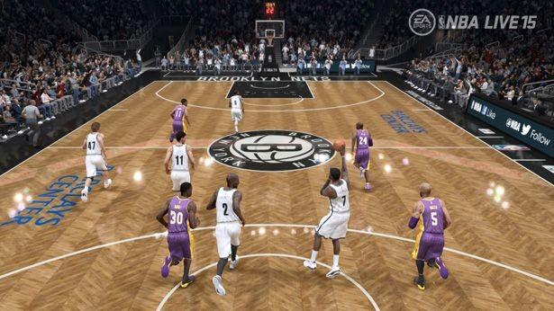 NBA Live 15 Screenshot #169 for PS4