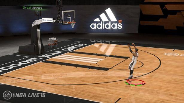 NBA Live 15 Screenshot #174 for PS4