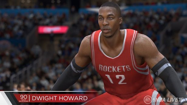 NBA Live 15 Screenshot #178 for PS4