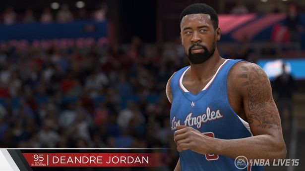 NBA Live 15 Screenshot #172 for Xbox One