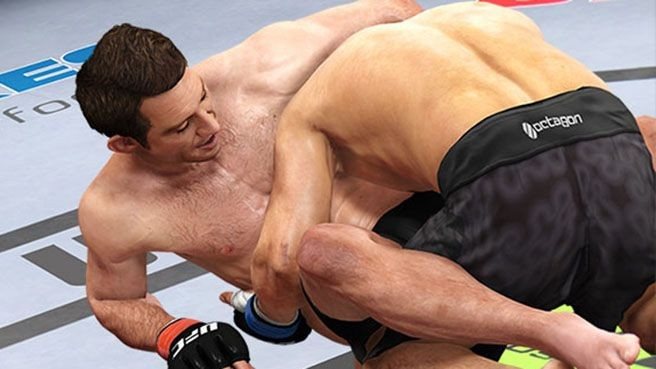 EA Sports UFC Screenshot #141 for Xbox One