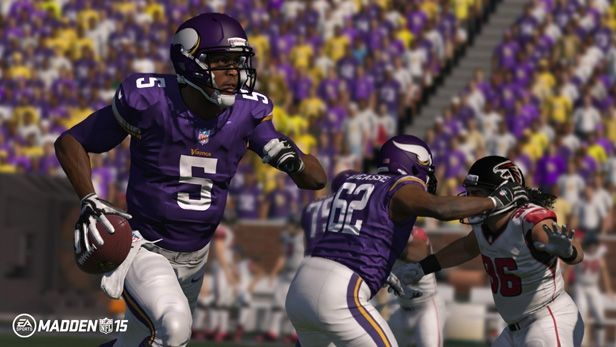 Madden NFL 15 Screenshot #223 for PS4