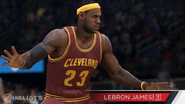 NBA Live 15 Screenshot #184 for PS4