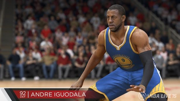 NBA Live 15 Screenshot #185 for PS4