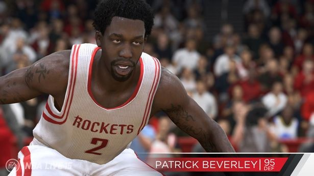 NBA Live 15 Screenshot #186 for PS4