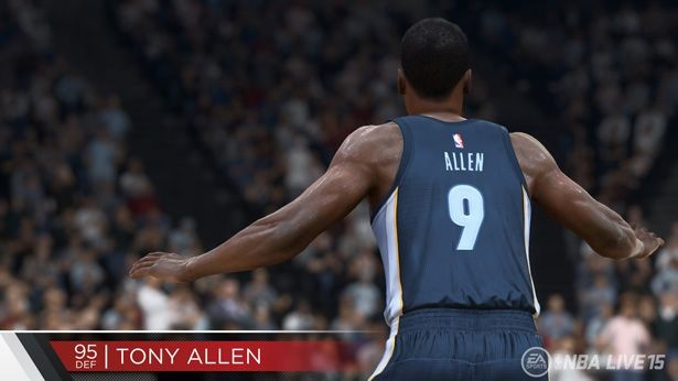 NBA Live 15 Screenshot #187 for PS4