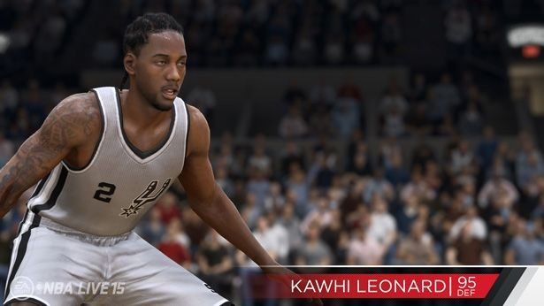 NBA Live 15 Screenshot #188 for PS4