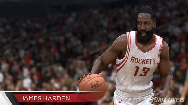 NBA Live 15 Screenshot #190 for PS4