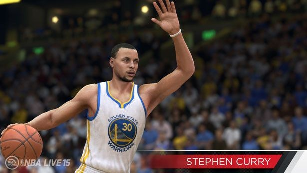 NBA Live 15 Screenshot #192 for PS4
