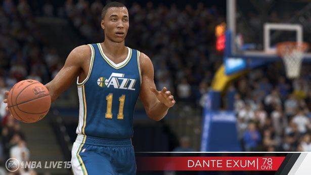 NBA Live 15 Screenshot #197 for PS4