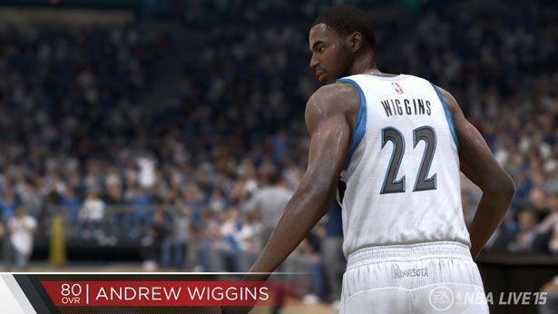 NBA Live 15 Screenshot #199 for PS4