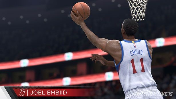 NBA Live 15 Screenshot #191 for Xbox One