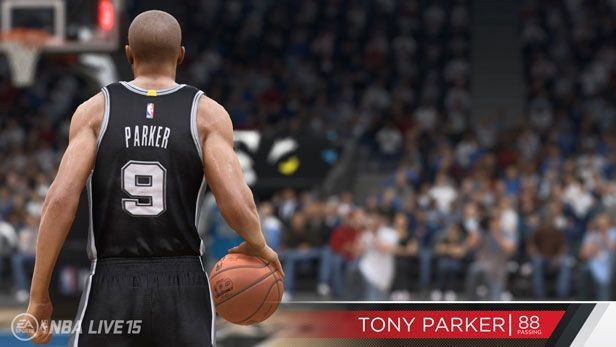 NBA Live 15 Screenshot #202 for PS4