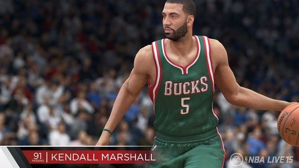 NBA Live 15 Screenshot #203 for PS4