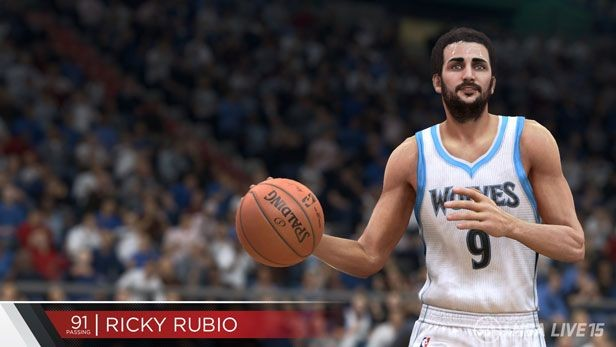 NBA Live 15 Screenshot #197 for Xbox One
