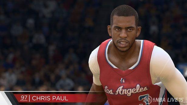 NBA Live 15 Screenshot #199 for Xbox One