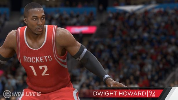NBA Live 15 Screenshot #209 for PS4