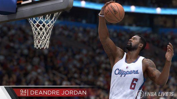 NBA Live 15 Screenshot #211 for PS4