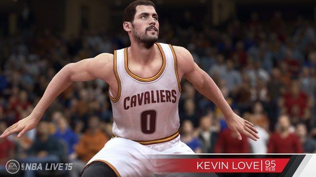 NBA Live 15 Screenshot #212 for PS4