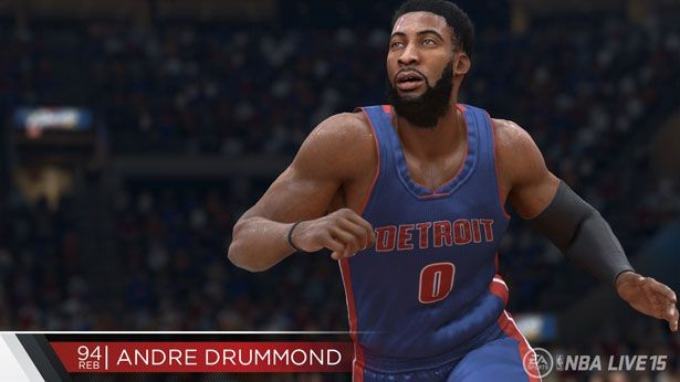 NBA Live 15 Screenshot #203 for Xbox One
