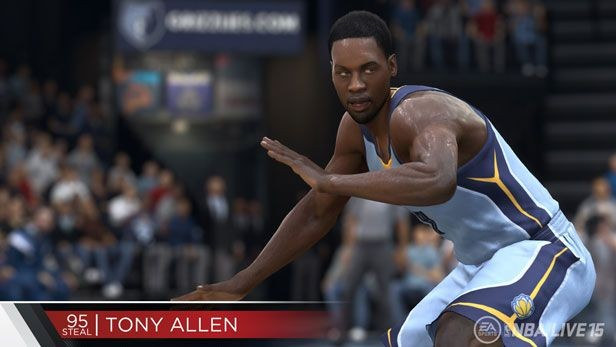 NBA Live 15 Screenshot #209 for Xbox One