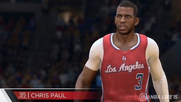 NBA Live 15 Screenshot #210 for Xbox One