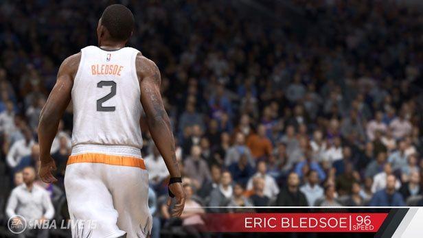 NBA Live 15 Screenshot #222 for PS4